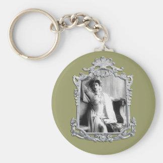 Mata Hari Keychain