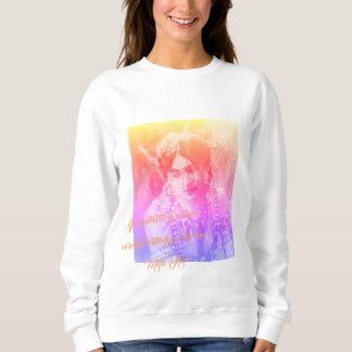 Mata Hari - Margaretha Geertruida - butterfly Sweatshirt