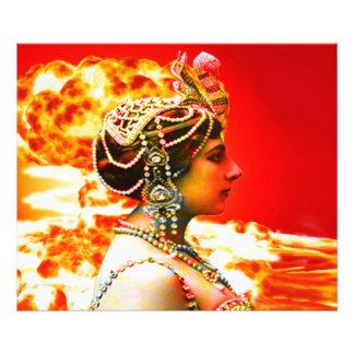 Mata Hari Photo Print