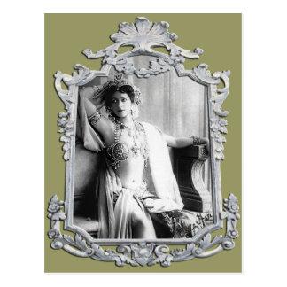 Mata Hari Postales