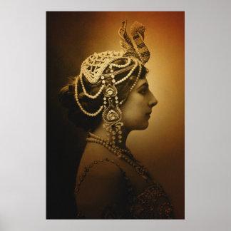 Mata Hari Póster