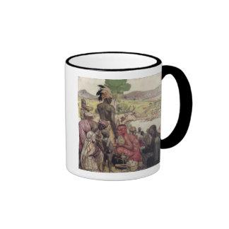 Matadi, 1929 ringer coffee mug