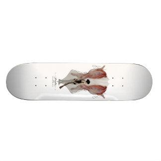 Matado para la matanza Skateboard01 Patinetas Personalizadas