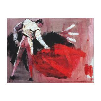 Matador 1998 canvas print