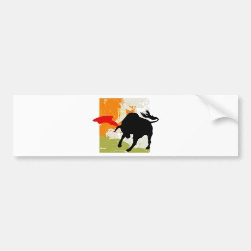 Matador Car Bumper Sticker