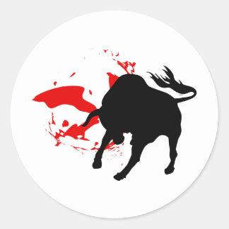Matador Classic Round Sticker