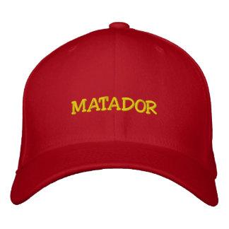 MATADOR EMBROIDERED HAT
