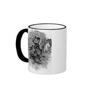 Matador Ringer Coffee Mug