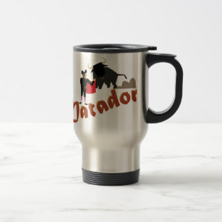 Matador 15 Oz Stainless Steel Travel Mug