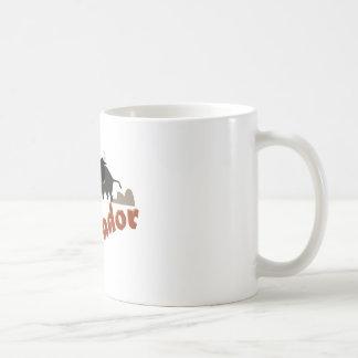 Matador Classic White Coffee Mug