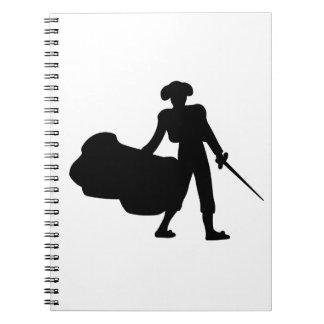 Matador Note Book