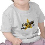 Matador orgulloso camisetas