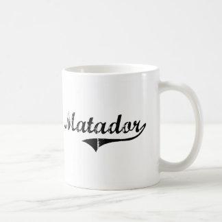 Matador Professional Job Classic White Coffee Mug