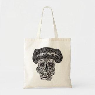 Matador Skull Tote Bag