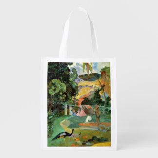 Matamoe o, paisaje con los pavos reales, 1892 bolsas de la compra