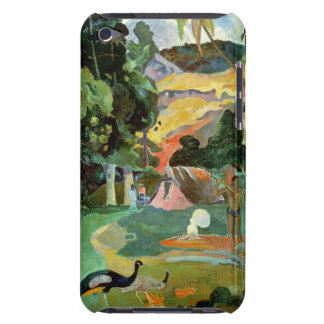 Matamoe or, Landscape with Peacocks, 1892 Barely There iPod Case