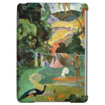 Matamoe or, Landscape with Peacocks, 1892 iPad Air Case