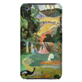 Matamoe or, Landscape with Peacocks, 1892 iPod Touch Case-Mate Case