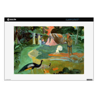 Matamoe or, Landscape with Peacocks, 1892 Skin For Laptop
