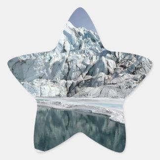 Matanuska Glacier Mouth Alaska Sticker