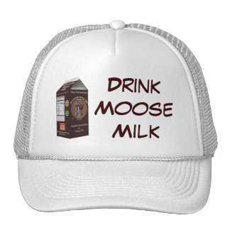 Matanuska Moose Milk Trucker Hat