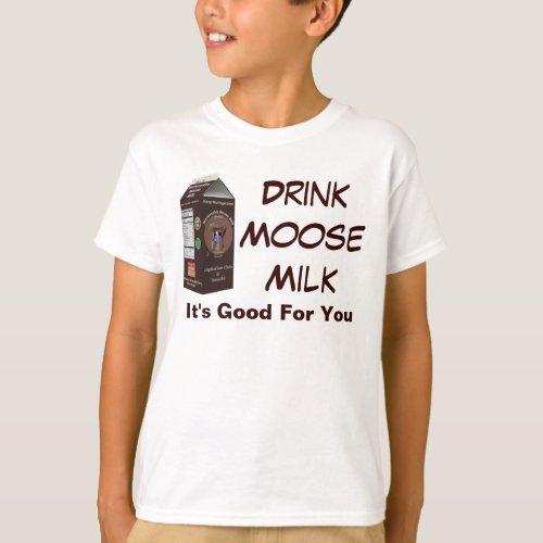 Matanuska Moose Milk T_Shirt