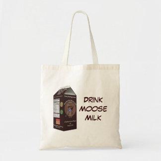 Matanuska Moose Milk Tote Bag
