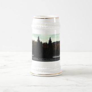 Matanuska River #01 Beer Stein