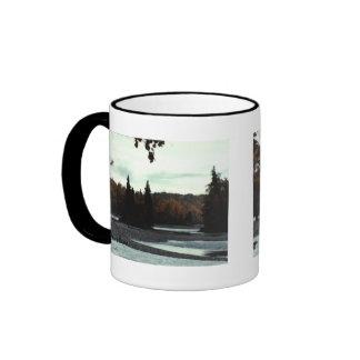 Matanuska River #01 Ringer Mug