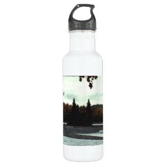 Matanuska River 01 Water Bottle