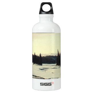 Matanuska River 02 Water Bottle