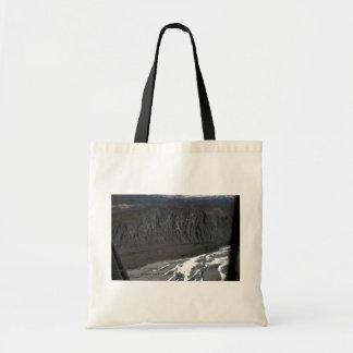 Matanuska River and High River Bluff Budget Tote Bag