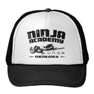 Matanza Bill de Okinawa de la academia de Ninja Gorra