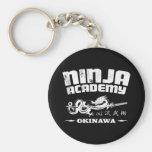 Matanza Bill de Okinawa de la academia de Ninja Llaveros