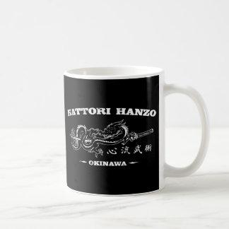 Matanza Bill del Co de la espada de Hattori Hanzo Taza