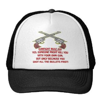 Matanza de la regla #44 del tiroteo usted con su a gorras