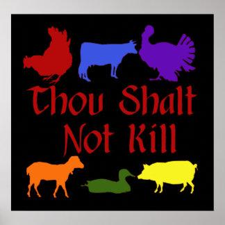 Matanza de Shalt de mil no Póster