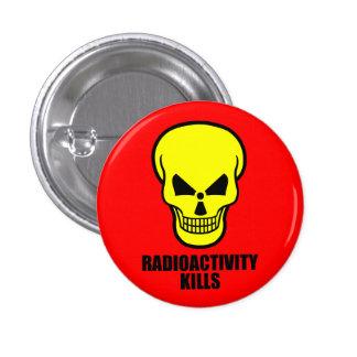 Matanzas de la radiactividad pin
