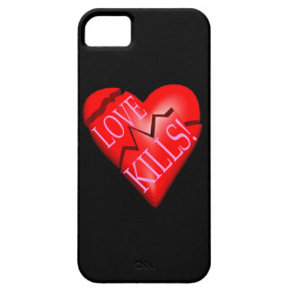 Matanzas del amor funda para iPhone 5 barely there