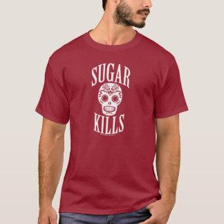 Matanzas del azúcar (cráneo) playera