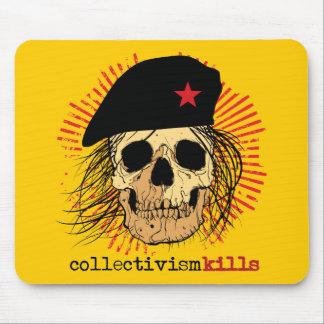 Matanzas del colectivismo tapete de ratones