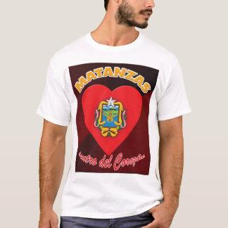 Matanzas dentro del Corazón T-shirt 2
