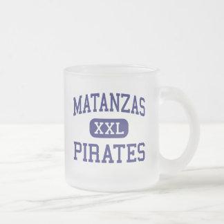 Matanzas - piratas - alto - costa la Florida de la Tazas De Café