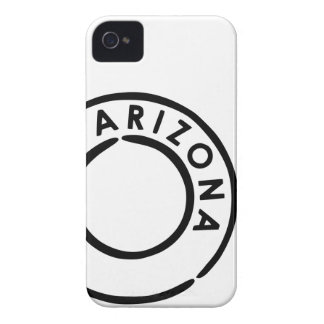 Matasellos del estado del Gran Cañón de Arizona Case-Mate iPhone 4 Carcasa