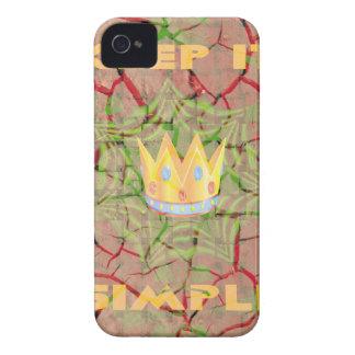 Matata de Hakuna iPhone 4 Cárcasa