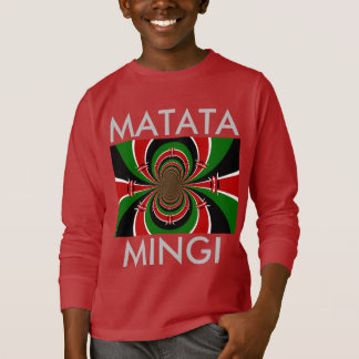 Matata Mingi Keep it Kenyan Hakuna Matata T-Shirt