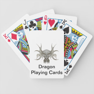 Match-a-Sketch Bicycle Playing Cards