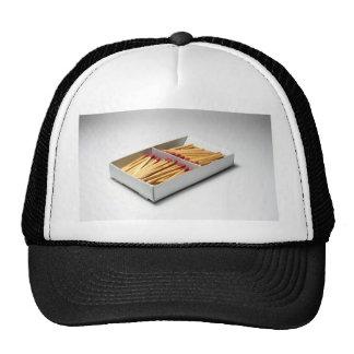 Match box trucker hats