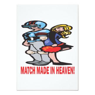 Match Made In Heaven Card