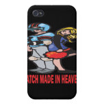 Match Made In Heaven iPhone 4 Case